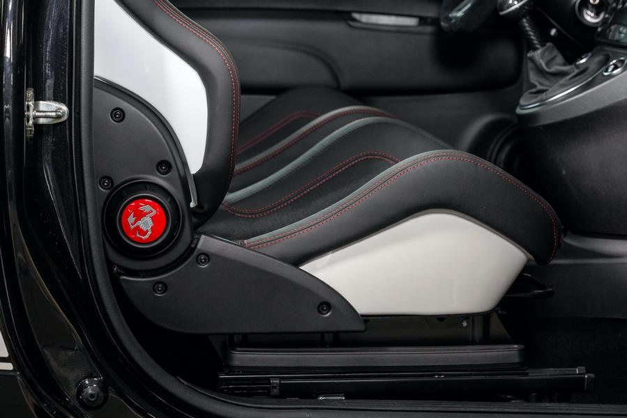 Fiat 500 Abarth 695 Esseesse Limited Edition 2021 Tuning 13 Brandneuer Abarth 695 Esseesse als Limited Edition!