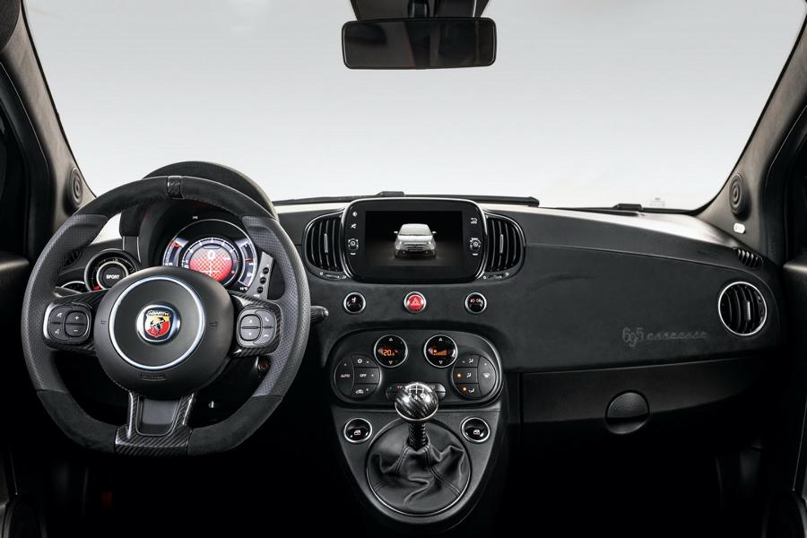 Fiat 500 Abarth 695 Esseesse Limited Edition 2021 Tuning 15 Brandneuer Abarth 695 Esseesse als Limited Edition!