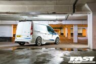 Ford Transit Connect RS MS RT Tuning Widebody 2 190x127 Eiltransporter   Ford Transit Connect RS mit +400 PS!