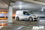 Ford Transit Connect RS MS RT Tuning Widebody 6 190x127 Eiltransporter   Ford Transit Connect RS mit +400 PS!