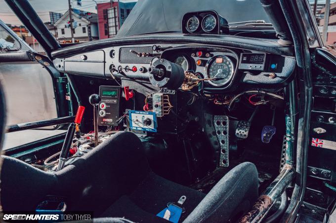 MGC GT Sebring Race Optik Tuning Motor 16 MGC GT Sebring mit Race Optik und Tuning Motor!