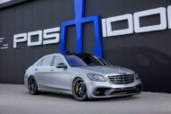 POSAIDON Mercedes Benz AMG S63 W222 Tuning 2 190x127 Maximal 940 PS im POSAIDON Mercedes Benz AMG S63!