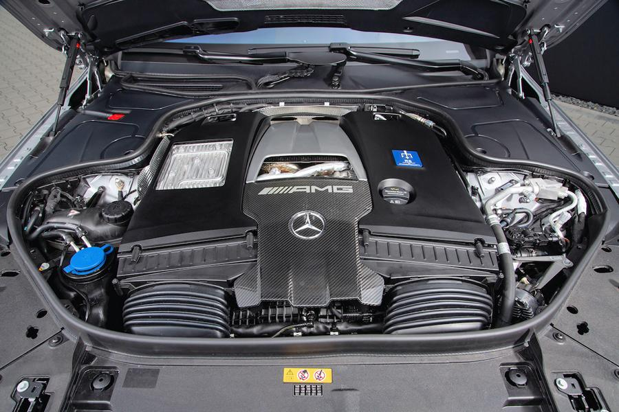 POSAIDON Mercedes Benz AMG S63 W222 Tuning 3 Maximal 940 PS im POSAIDON Mercedes Benz AMG S63!