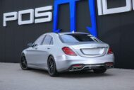 POSAIDON Mercedes Benz AMG S63 W222 Tuning 5 190x127 Maximal 940 PS im POSAIDON Mercedes Benz AMG S63!