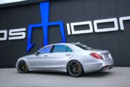 POSAIDON Mercedes Benz AMG S63 W222 Tuning 8 190x127 Maximal 940 PS im POSAIDON Mercedes Benz AMG S63!
