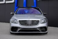 POSAIDON Mercedes Benz AMG S63 W222 Tuning 9 190x127 Maximal 940 PS im POSAIDON Mercedes Benz AMG S63!