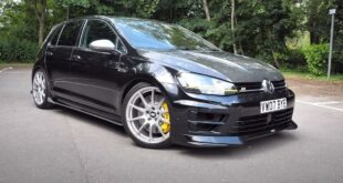 Strongest UK VW Golf R is a MK7 with 760 PS 8 310x165 VW Eos with 400 PS, Scirocco front, and Airride chassis!