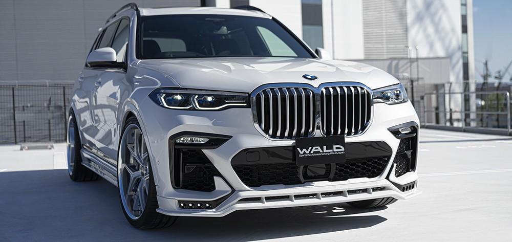 Wald International Bodykit XXL SUV BMW X7 G07 Tuning 11 Wald International Bodykit für das XXL SUV BMW X7 (G07)!