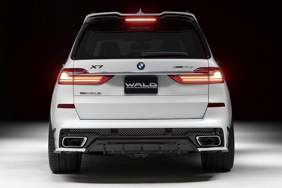 Wald International Bodykit XXL SUV BMW X7 G07 Tuning 3 Wald International Bodykit für das XXL SUV BMW X7 (G07)!