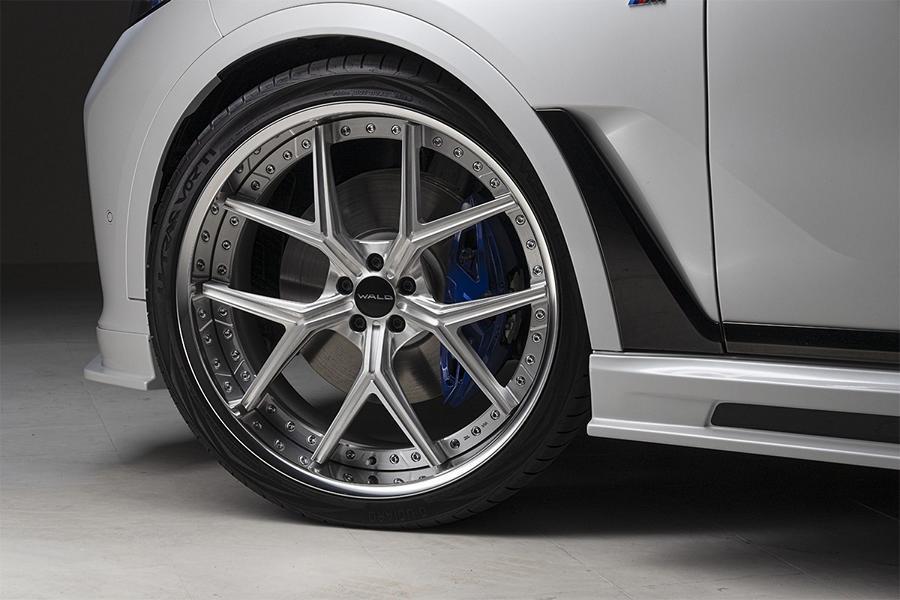Wald International Bodykit XXL SUV BMW X7 G07 Tuning 7 Wald International Bodykit für das XXL SUV BMW X7 (G07)!