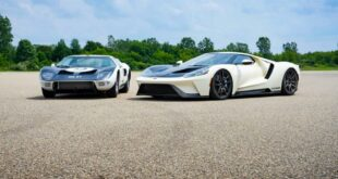 2022 Limited Ford GT 64 Prototype Heritage Edition 1 310x165 2022 Limited Ford GT 64 Prototype Heritage Edition!