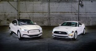 2022 mustang family Ice White Appearance Package 01 310x165 Ice White Edition 2022 Ford Mustang & Mustang Mach E!
