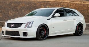 Cadillac CTS V Wagon HPE1100 Hennessey Performance BiTurbo Header 310x165 Cadillac CTS V Wagon mit 1.100 PS als ultimativer Sleeper!