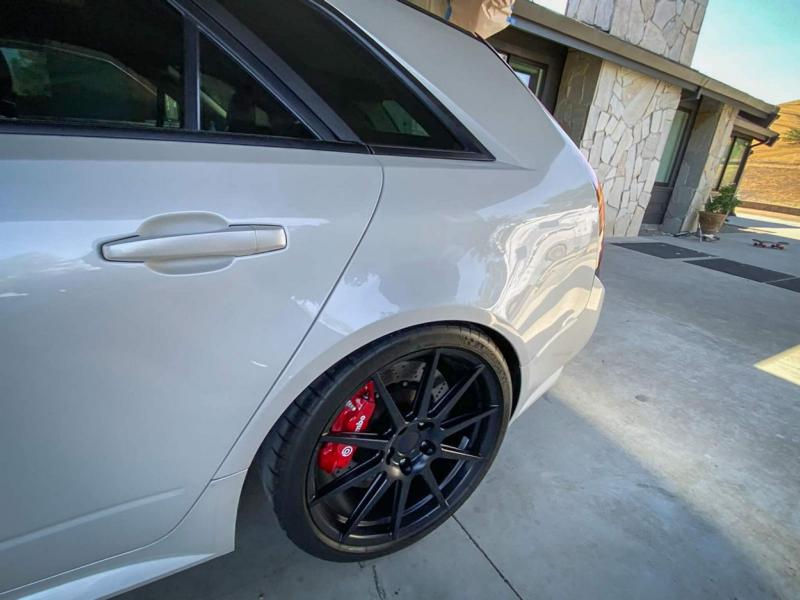 Cadillac CTS V Wagon HPE1100 Hennessey Performance BiTurbo Tuning 13 Cadillac CTS V Wagon mit 1.100 PS als ultimativer Sleeper!