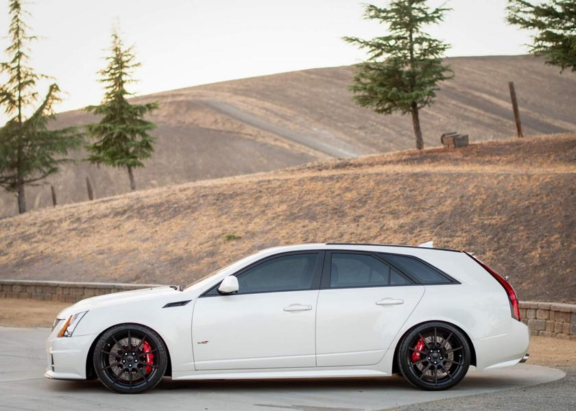 Cadillac CTS V Wagon HPE1100 Hennessey Performance BiTurbo Tuning 3 Cadillac CTS V Wagon mit 1.100 PS als ultimativer Sleeper!