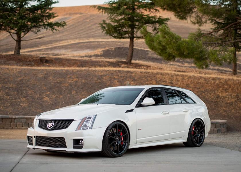Cadillac CTS V Wagon HPE1100 Hennessey Performance BiTurbo Tuning 5 Cadillac CTS V Wagon mit 1.100 PS als ultimativer Sleeper!