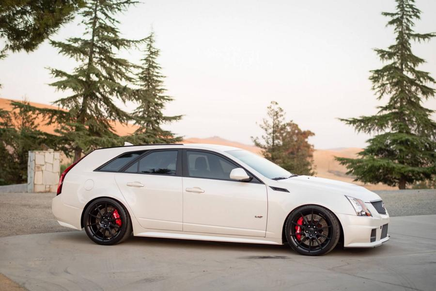 Cadillac CTS V Wagon HPE1100 Hennessey Performance BiTurbo Tuning 6 Cadillac CTS V Wagon mit 1.100 PS als ultimativer Sleeper!