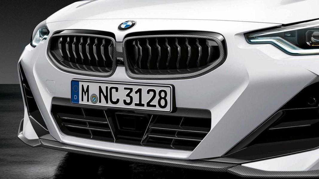 G42 Tuning Carbon M Performance Parts BMW 2er Coupe 16 G42 Tuning: Carbon M Performance Parts am BMW 2er Coupé!