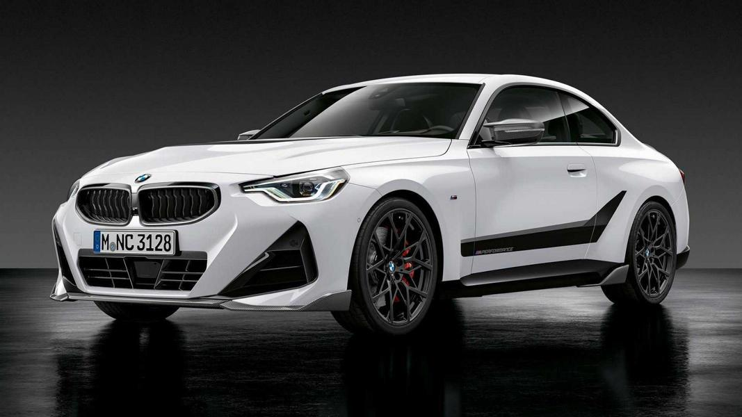 G42 Tuning Carbon M Performance Parts BMW 2er Coupe 8 G42 Tuning: Carbon M Performance Parts am BMW 2er Coupé!
