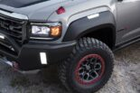 GMC Canyon AT4 OVRLANDX Off Road Concept 2022 13 155x103 Mächtig: GMC Canyon AT4 OVRLANDX Off Road Concept