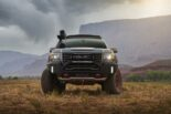 GMC Canyon AT4 OVRLANDX Off Road Concept 2022 3 155x103 Mächtig: GMC Canyon AT4 OVRLANDX Off Road Concept