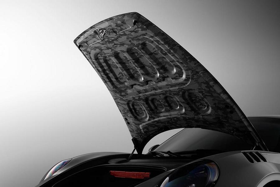 Porsche 992 Stinger GTR 3.0 Specter Kit TopCar Tuning 12 Porsche 992 Stinger GTR 3.0 Specter Kit von TopCar RU!