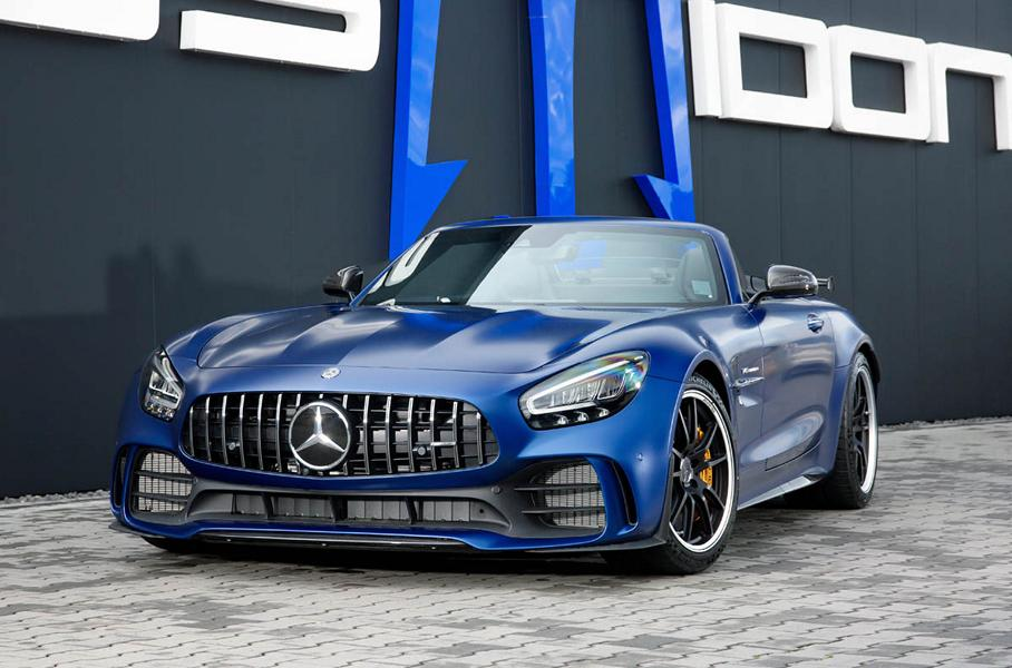 Posaidon RS 830 Mercedes AMG GT R Roadster 2 Sturmfrisur garantiert: Posaidon RS 830+ AMG GT R Roadster