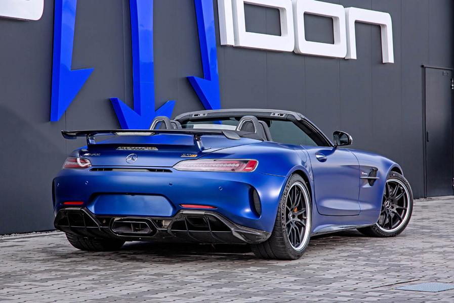 Posaidon RS 830 Mercedes AMG GT R Roadster 4 Sturmfrisur garantiert: Posaidon RS 830+ AMG GT R Roadster