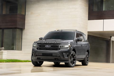 2022 ford expedition stealth performance package 106 1632151771 2022 Ford Expedition mit optionaler Timberline Ausstattung!
