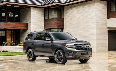 2022 ford expedition stealth performance package 107 1632151796 2022 Ford Expedition mit optionaler Timberline Ausstattung!