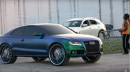 Audi S5 Coupe Donk Style Look Tuning Folierung 1 190x106 Video: Audi S5 Coupe im schrillen Donk Style Look!