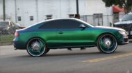 Audi S5 Coupe Donk Style Look Tuning Folierung 3 190x106 Video: Audi S5 Coupe im schrillen Donk Style Look!