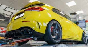 BIESSE Racing Mercedes AMG A45S W177 Tuning 310x165 491 PS & 595 NM im Biesse Racing Mercedes AMG A45S!