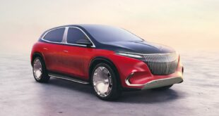 """Concept Mercedes Maybach EQS 2 310x165 V12 with 612 PS: Mercedes Maybach S 680 4MATIC """"Edition 100"""""""
