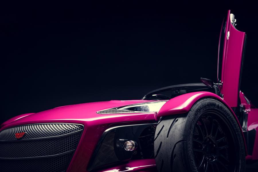 Donkervoort D8 GTO Individual Series exterior 10 Noch spezieller: Donkervoort D8 GTO Individual Series!