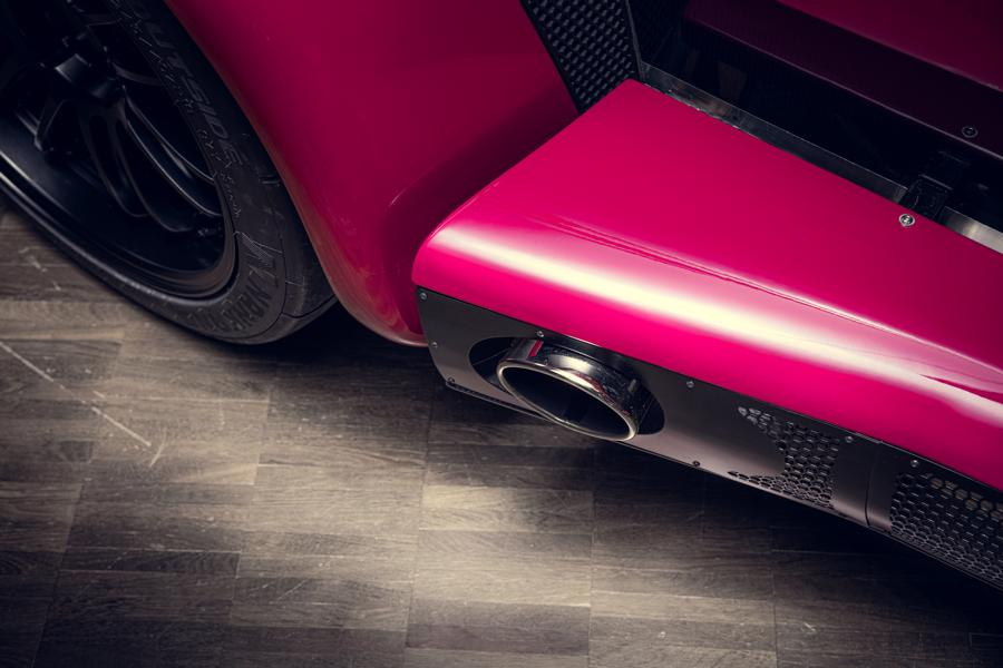 Donkervoort D8 GTO Individual Series exterior 13 Noch spezieller: Donkervoort D8 GTO Individual Series!