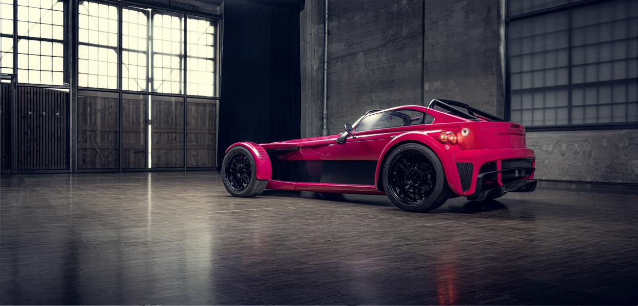 Donkervoort D8 GTO Individual Series exterior 5 Noch spezieller: Donkervoort D8 GTO Individual Series!