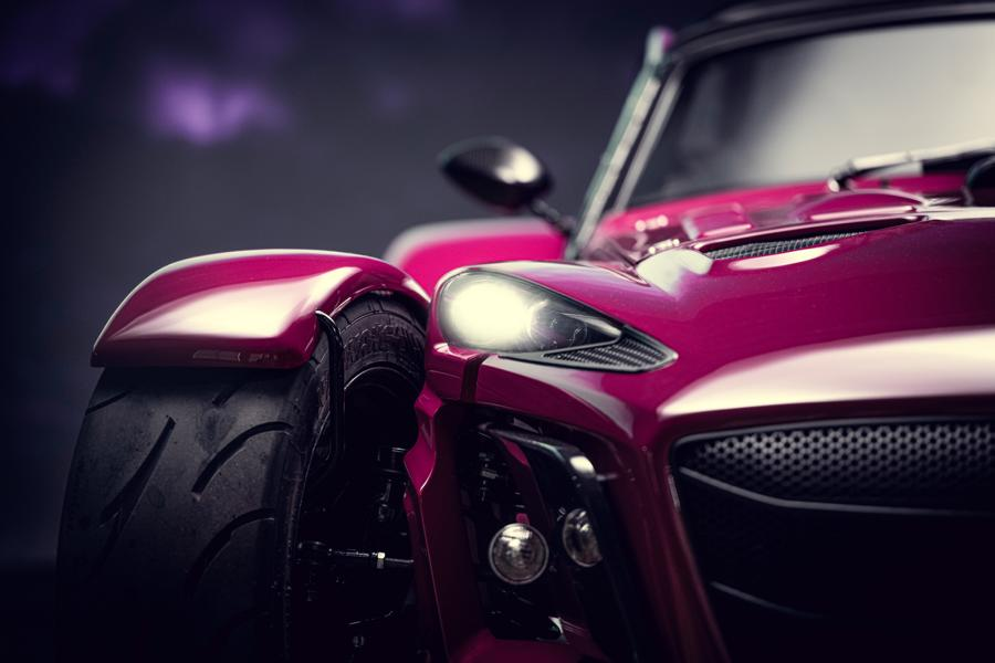 Donkervoort D8 GTO Individual Series exterior 9 Noch spezieller: Donkervoort D8 GTO Individual Series!
