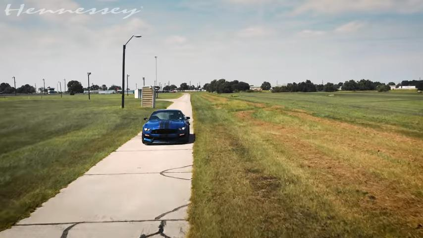 Ford Mustang GT350R HPE850 Package 1 Video: Ford Mustang GT350R mit HPE850 Package!