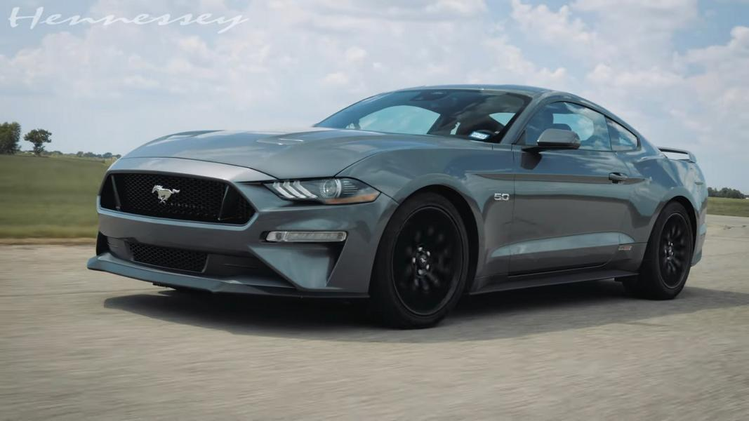 Hennessey Performance Ford Mustang HPE800 1 Video: Hennessey Performance Ford Mustang HPE800!