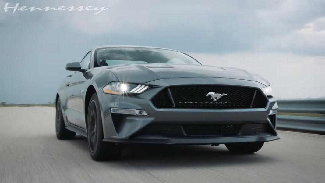 Hennessey Performance Ford Mustang HPE800 4 Video: Hennessey Performance Ford Mustang HPE800!