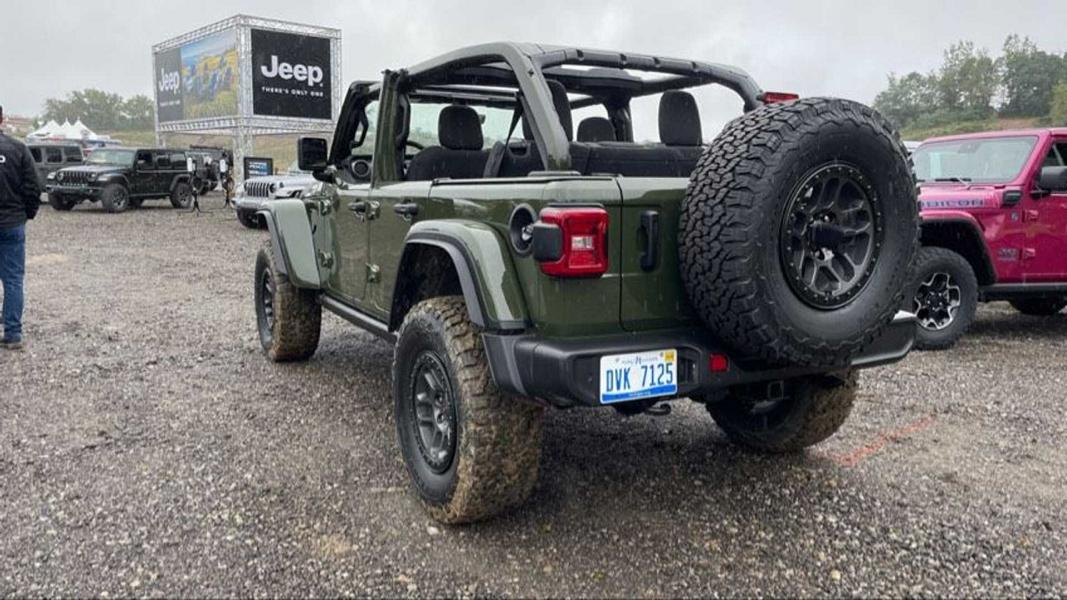 Jeep Wrangler Unlimited Willys Xtreme Recon Edition 11 Jeep Wrangler Unlimited Willys Xtreme Recon Edition!