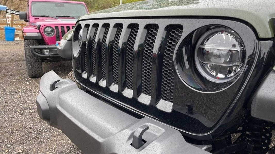 Jeep Wrangler Unlimited Willys Xtreme Recon Edition 8 Jeep Wrangler Unlimited Willys Xtreme Recon Edition!