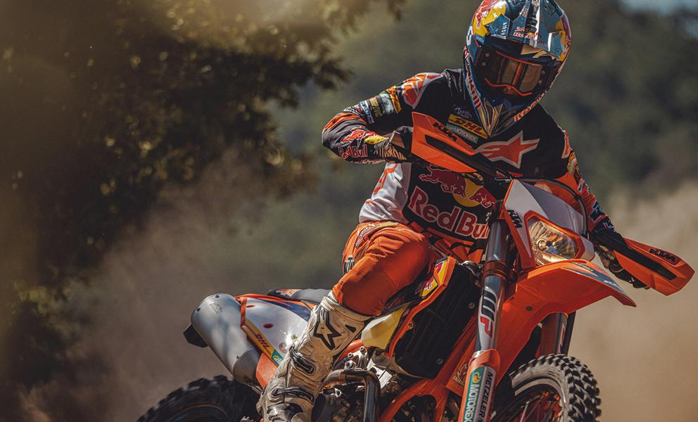 KTM 350 EXC F FACTORY EDITION  Limitiert: KTM 350 EXC F Factory Edition 2022 ab Herbst!