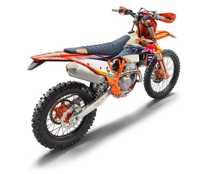 KTM 350 EXC F FACTORY EDITION 2 Limitiert: KTM 350 EXC F Factory Edition 2022 ab Herbst!