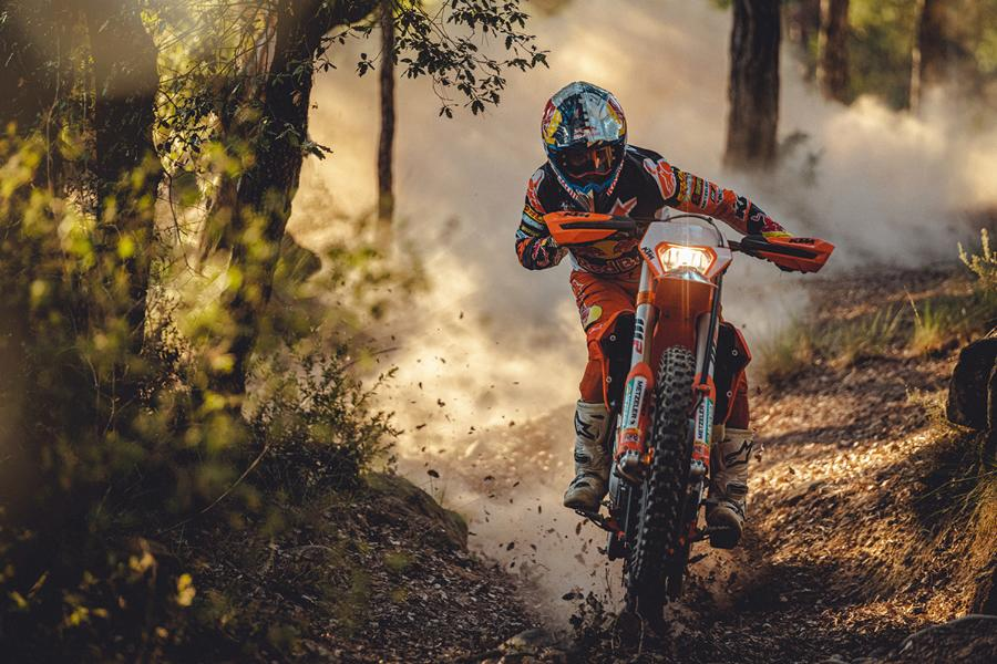KTM 350 EXC F FACTORY EDITION 5 Limitiert: KTM 350 EXC F Factory Edition 2022 ab Herbst!