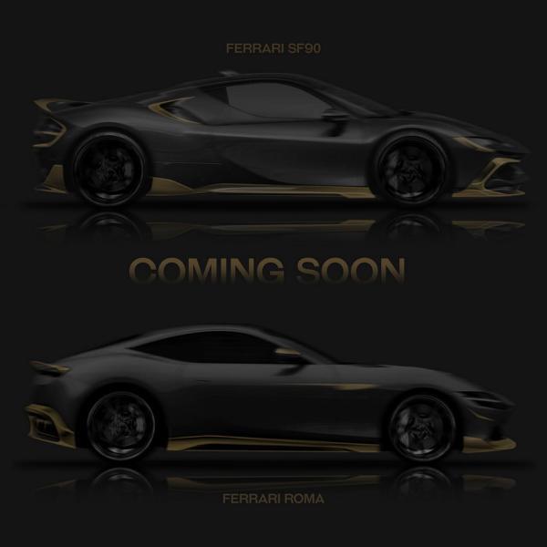 Mansory Ferrari Porsche Aston Maserati McLaren 2022 2 Vorschau: Mansory Ferrari, Porsche, Aston, Maserati & McLaren!