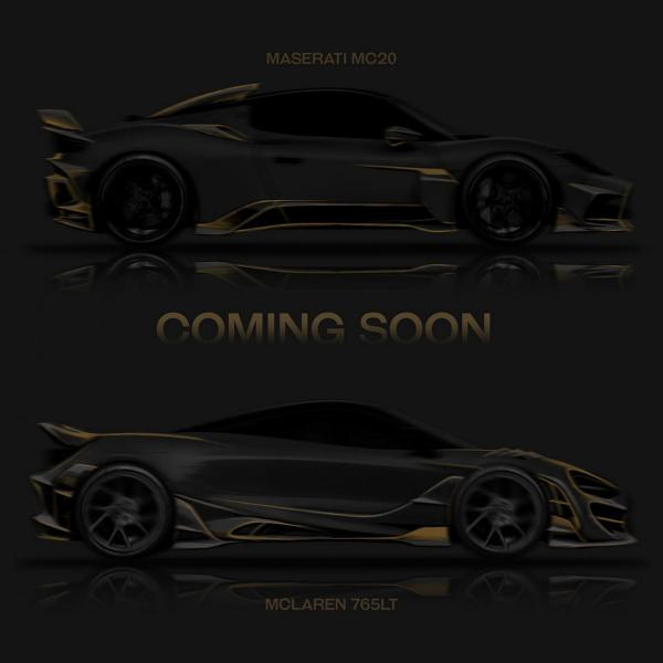 Mansory Ferrari Porsche Aston Maserati McLaren 2022 3 Vorschau: Mansory Ferrari, Porsche, Aston, Maserati & McLaren!