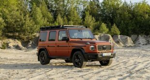 Mercedes G Class W 463A PROFESSIONAL Line Tuning 1 310x165 Tuning: Mercedes G500 Pickup Truck from 2005!