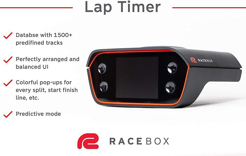 RaceBox Geschwindigkeitsmessungen Tuning 6 RaceBox zur Geschwindigkeitsmessungen und mehr!